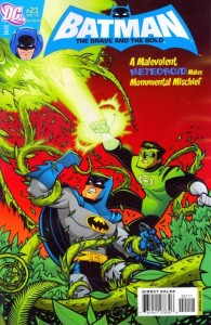 Batman Brave and Bold 21