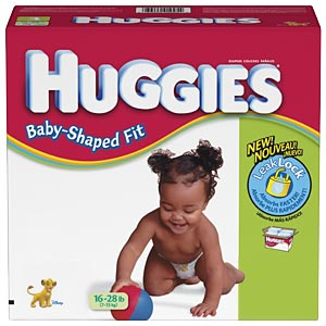 Huggies US Promotions