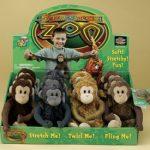 Stretch Zoo Monkeys
