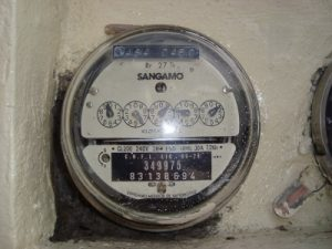 keep an eye on youe electric meter to save costs