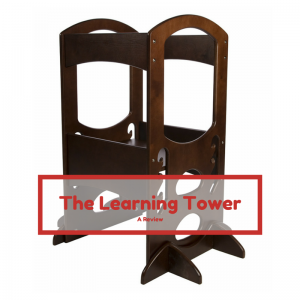 The Learning Tower Kitchen Helper
