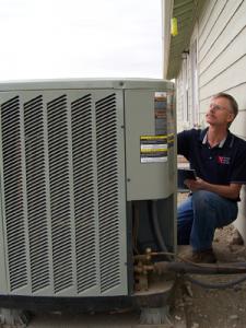 heat pump installer