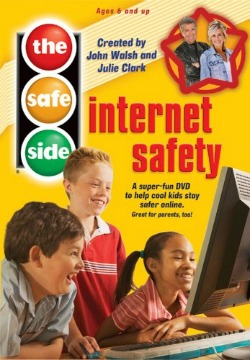 Internet Safety DVD for teaching kids 6 & up to stay safe