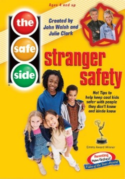 Stranger Safety DVD for teaching kids 4 & up to stay safe