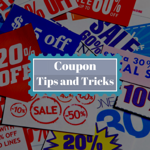 Coupon Tips and Tricks