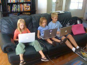 kids computer time
