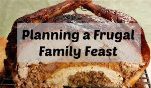 frugal family feast