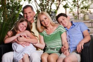 Family Friendly Patio