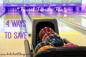 Saving on Family Fun