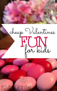 Are you looking for some cheap Valentines fun for kids? I spent only $15 to have an amazing time with my daughter. Here's how.