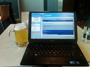 drinking online