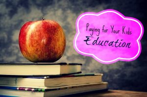 paying for your kids education