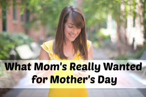 a mother's day rant
