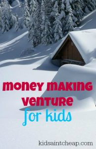 There's an often missed money making venture for kids. If you have kids looking to earn some cash tell them they need to do this...