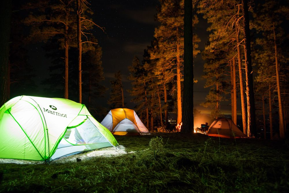Frugal Camping