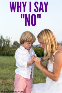 "I tell my toddler ""no"" more than ""yes"" and very rarely reward good behavior. Here's why."