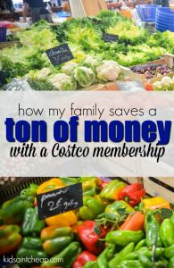 When I was first married I felt my Costco membership was a waste of money. Now as a family of four our Costco Membership is beneficial in many ways. Here's why.