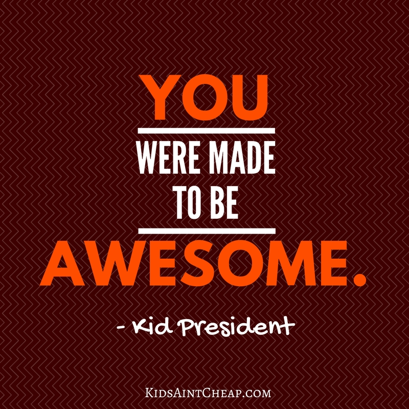 Kid President Quotes II