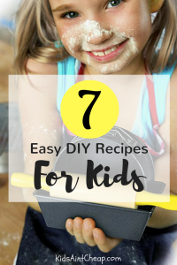 easy recipes kids can make themselves