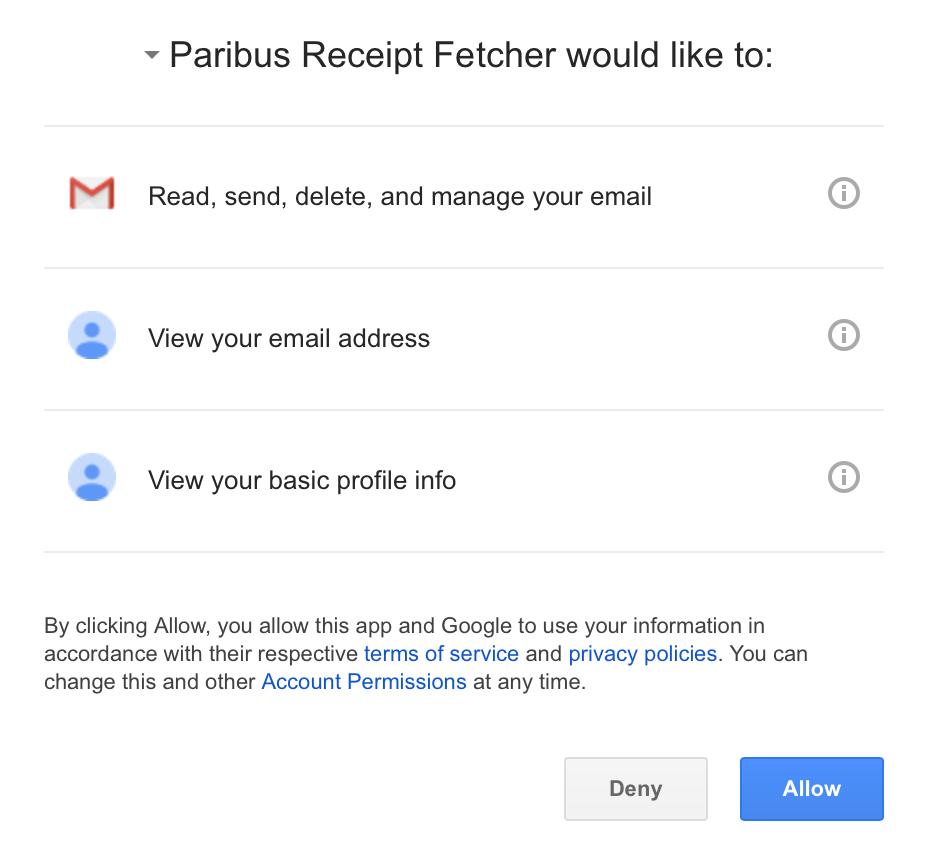 My Paribus Review Is Paribus Receipt Fetcher The Next Money