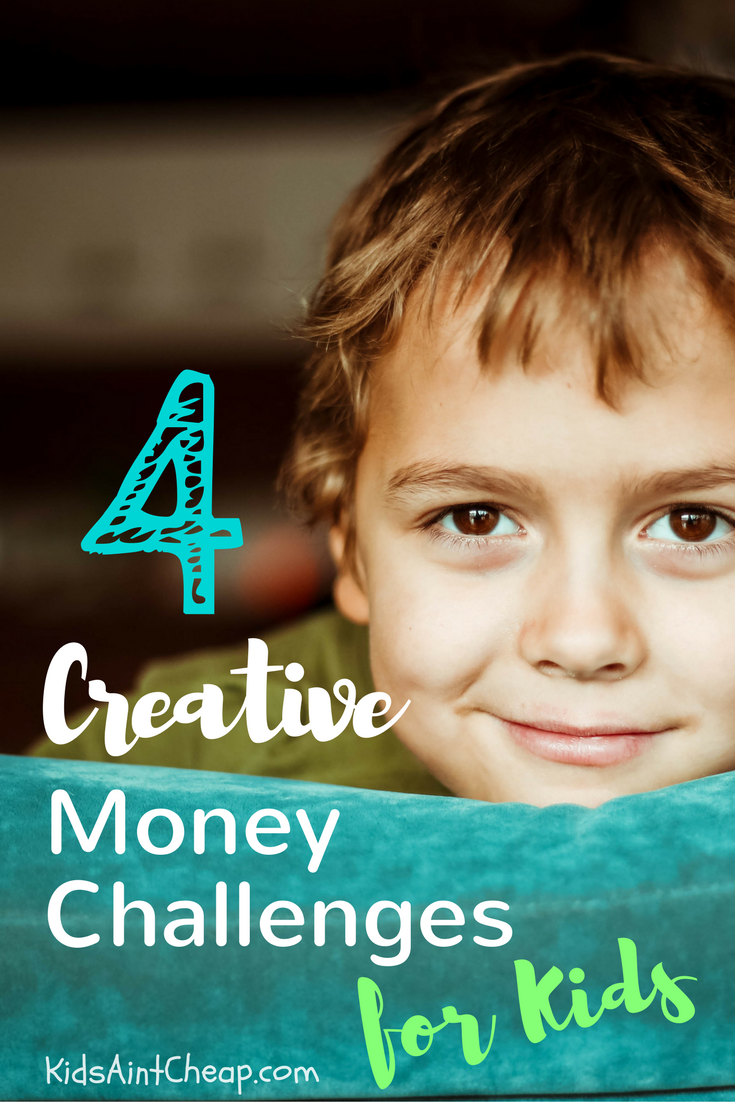money challenges for kids