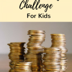 52-week money challenge for kids