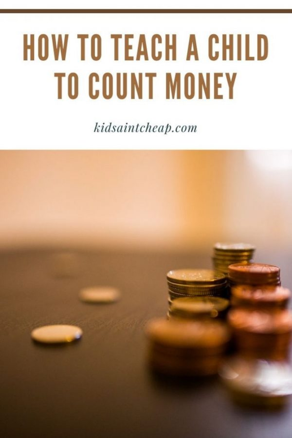 Teach a Child to Count Money