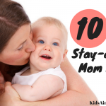 stay-at-home mom budget