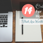 stay-at-home mom jobs online