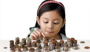 How to raise financially responsible kids.