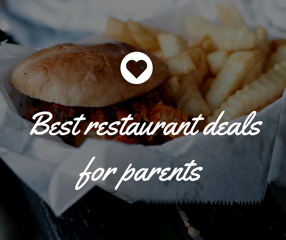 best restaurant deals