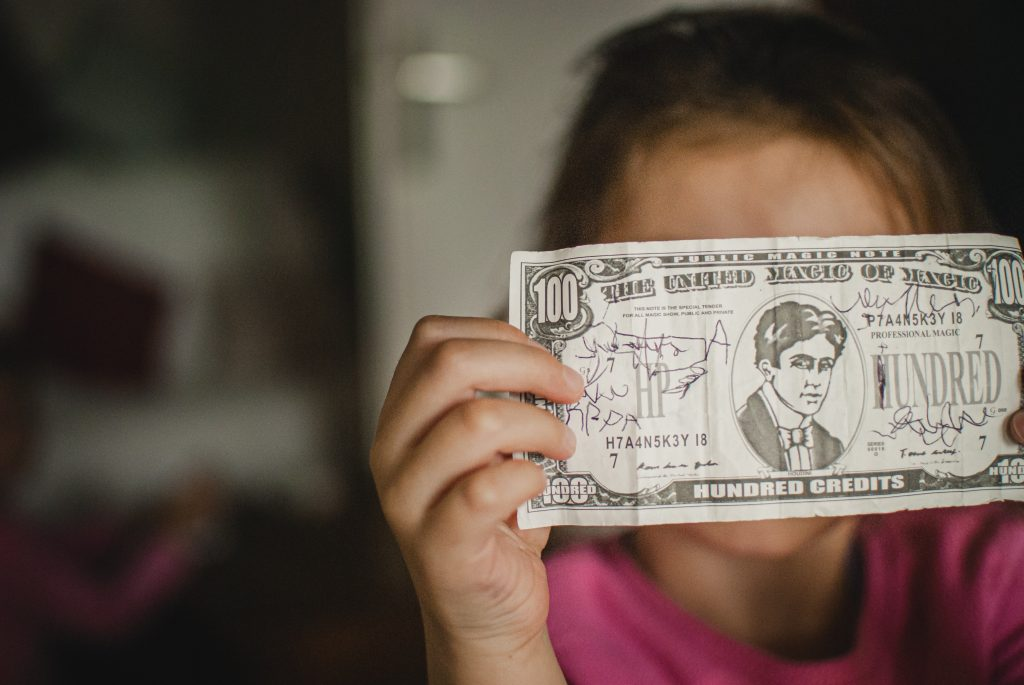 money habits for kids