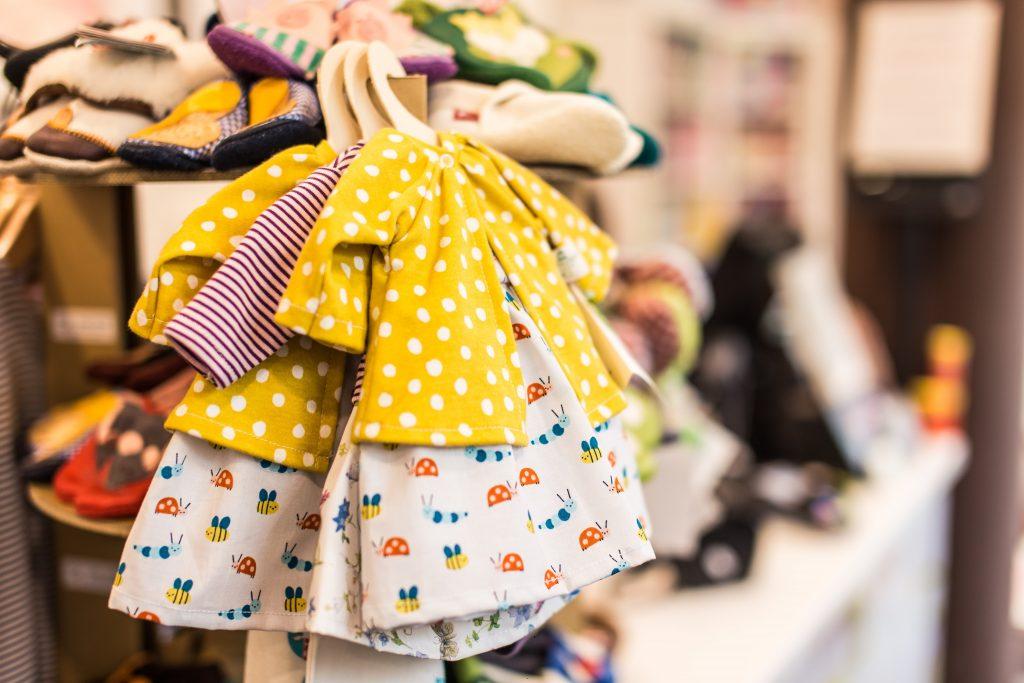 trading kids clothing
