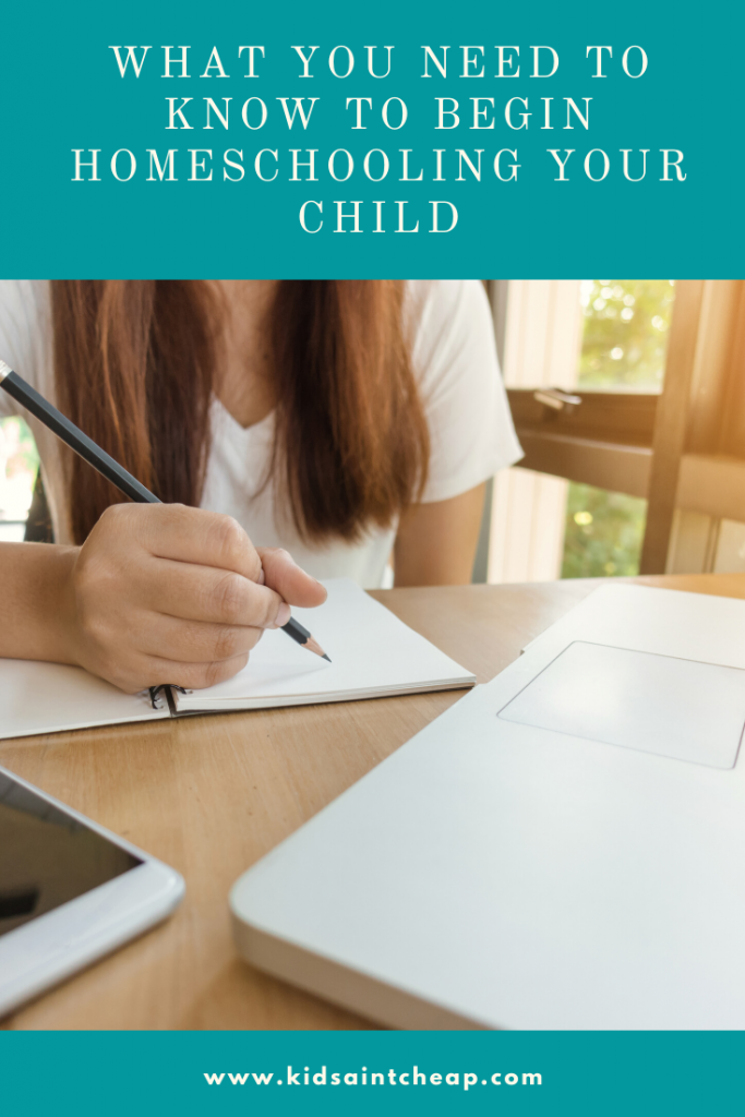 What You Need to Know to Homeschool Your Child in the Age of COVID-19