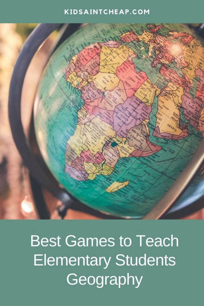 Games to Teach Elementary Students Geography