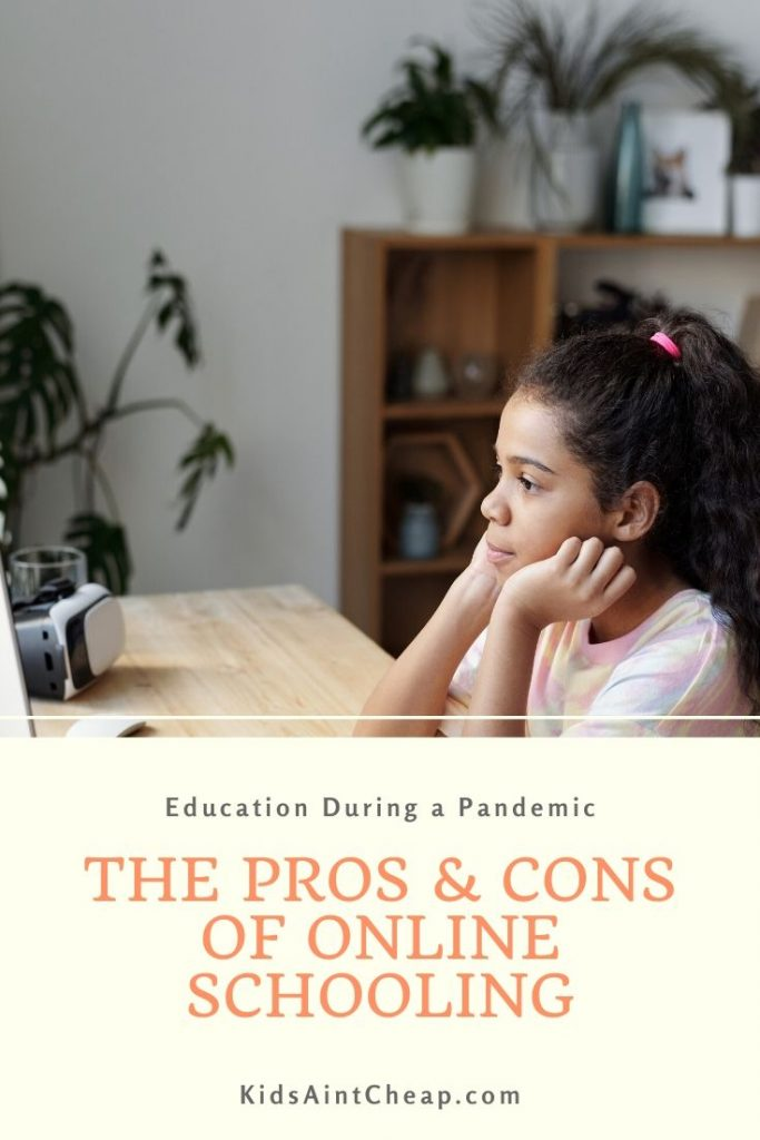 The Pros and Cons of Online Schooling