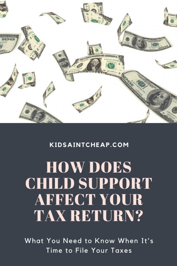 How Does Child Support Affect Your Tax Return?