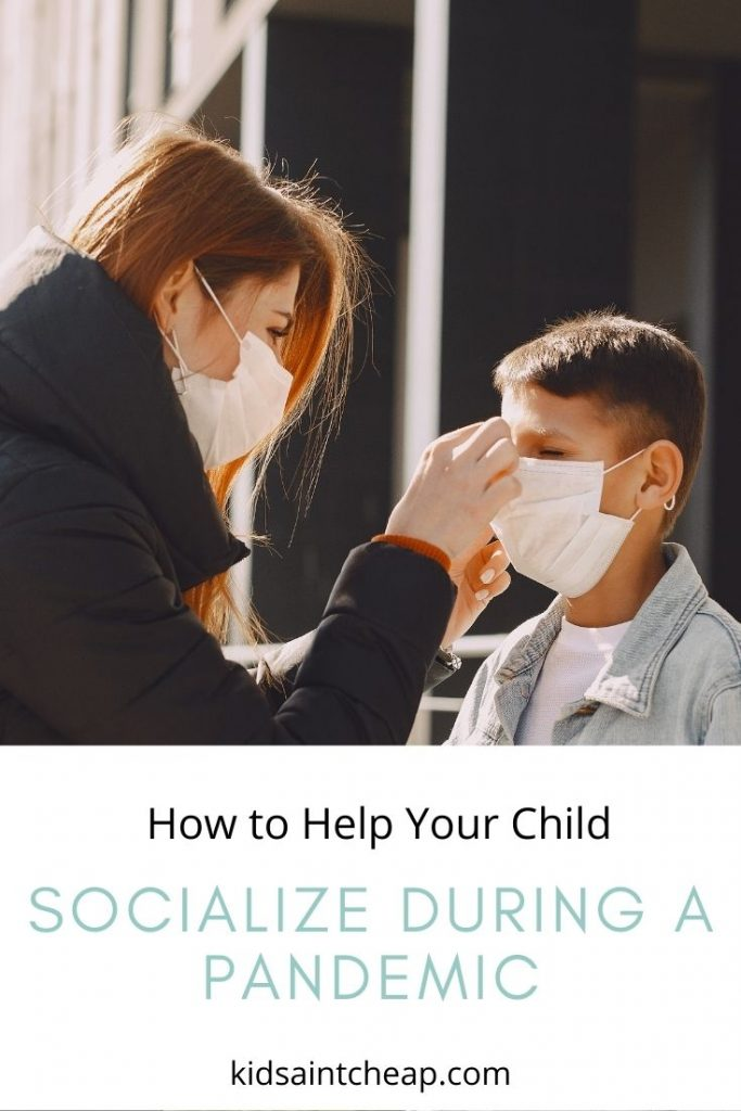 How to Help Your Child Socialize During a Pandemic