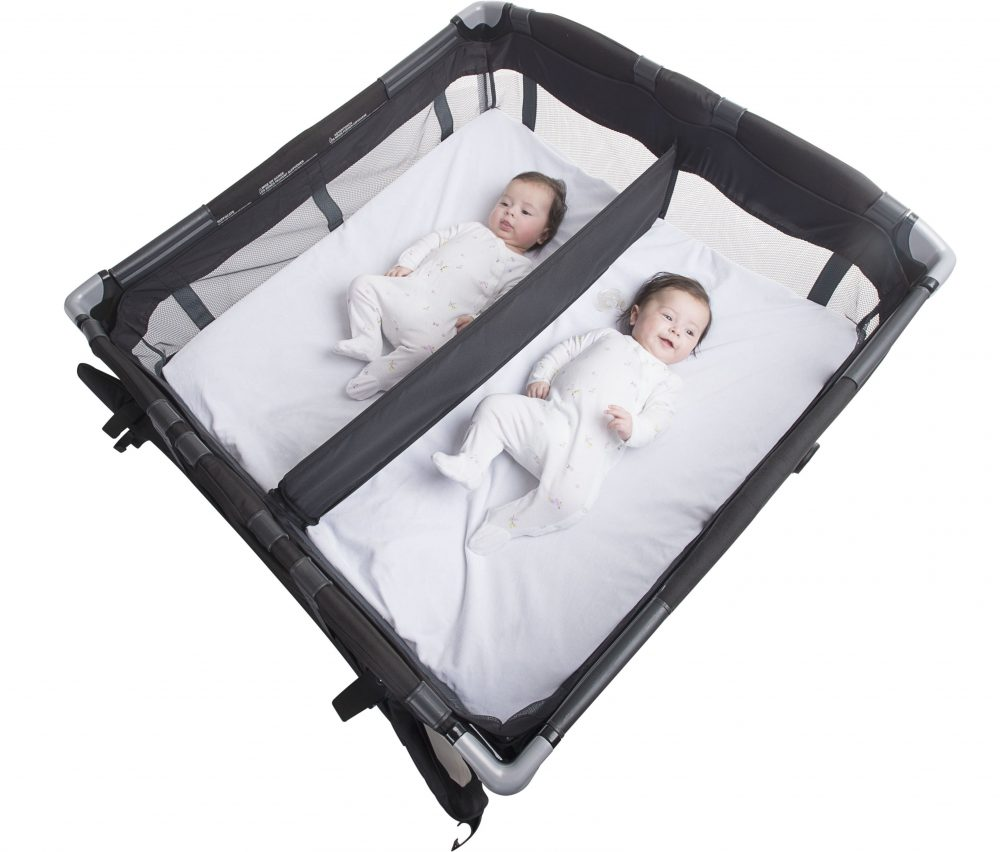 Best Travel Crib for Twins