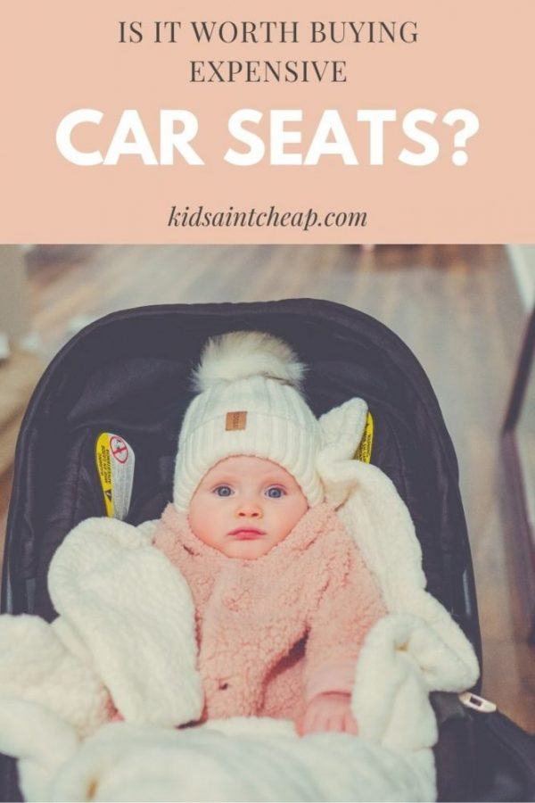 Buying Expensive Car Seats